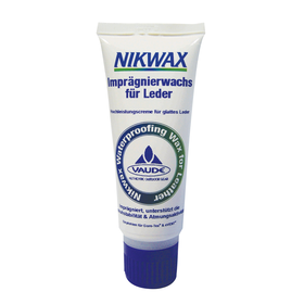 VAUDE Nikwax Waterproofing Wax for Leather, 100ml